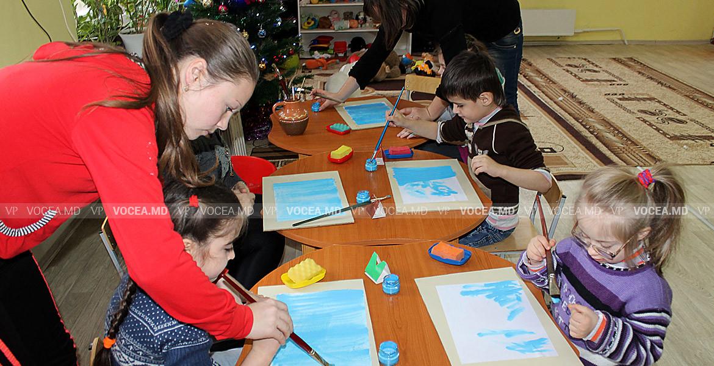 Despre unicul centru destinat copiilor cu dizabilități