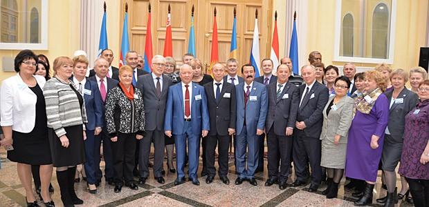 Профсоюзы отрасли связи собрались на конференции в Санкт-Петербурге