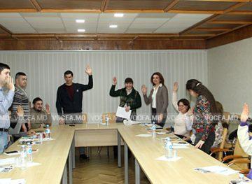 Новый председатель Молодежного совета Федерации «Sindicons»