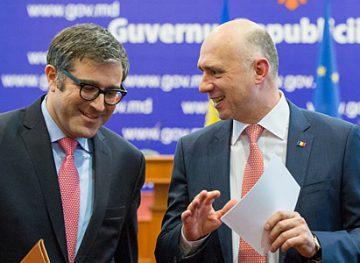 МВФ оценил желание правительства РМ сотрудничать