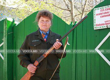 Здравствуй, лес, дремучий лес. «Доктор леса» из Кэлэрашского района всегда на посту