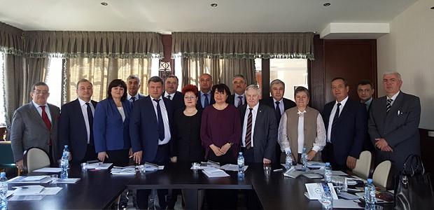 """La Tbilisi, a avut loc Congresul IV Extraordinar al Confederației Internaţionale """"Neftegazstroiprofsoiuz"""""""