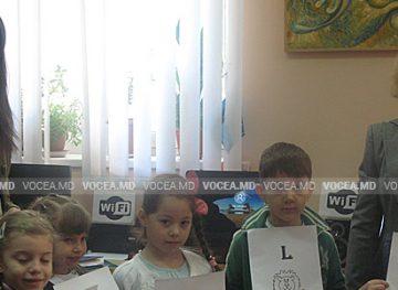 """ABC la biblioteca """"Ovidius"""": o zi de neuitat pentru copii"""
