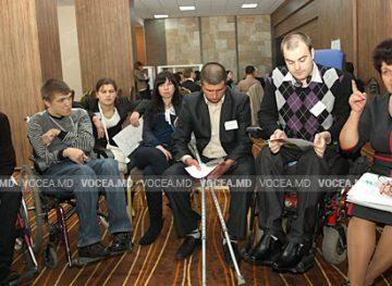 Проект национальной программы социальной интеграции лиц с ограниченными возможностями