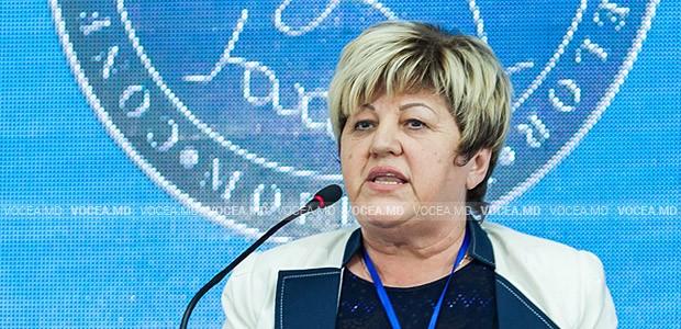 """Liuba Rotaru, preşedinta Consiliului de Femei al CNSM: ,,În pofida eforturilor, femeile continuă să fie discriminate pe piaţa muncii"""""""
