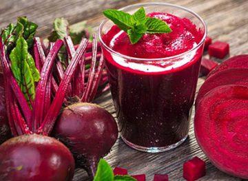 Дары природы. Красная свекла – отличный источник витаминов и минералов