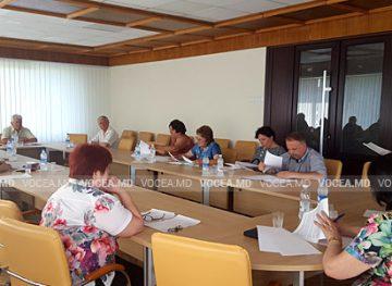 Activismul sindicaliștilor de la Orhei, apreciat la şedinţa Biroului FSEȘ