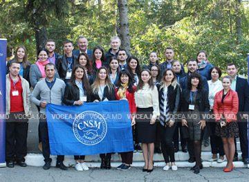 Primul campus sindical pentru tinerii din Moldova