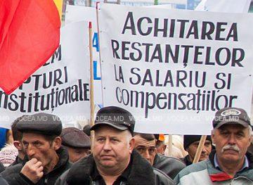 Restanţe de milioane de lei la achitarea salariilor angajaților