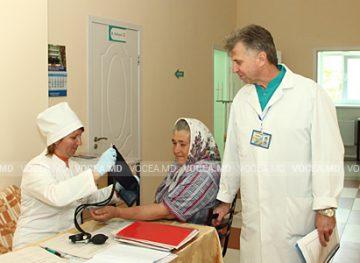 Приезжают каждый день, чтобы лечить пациентов из Хынчешть