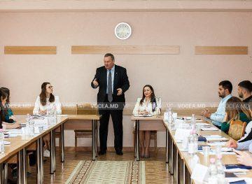 Comisia de Tineret a CNSM are doi vicepreşedinţi