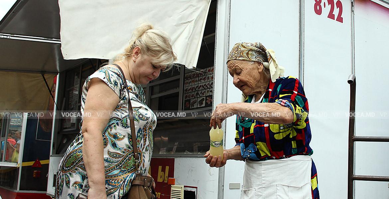 Граждане Молдовы тратят больше, чем зарабатывают