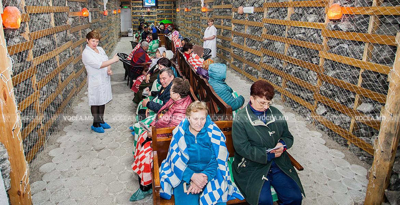 Санаторий «Nufărul Alb» – место, где поправляют и укрепляют здоровье