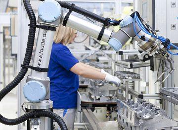 Роботы решительно «завоевывают» рынок труда
