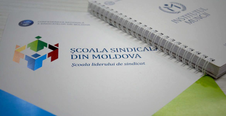 Școala Sindicală din Moldova a făcut un bilanț al activității timp de un an