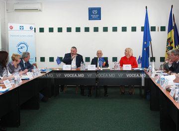 Профсоюзные лидеры энергосферы из стран СНГ побывали в Молдове