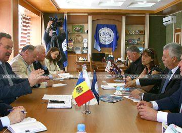 Молдавско-израильский обмен опытом в области подлинного синдикализма