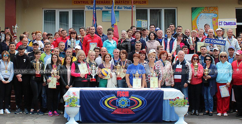 FSCM a organizat cea de-a XVII-a ediţie a Spartachiadei salariaţilor