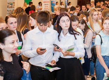 Ярмарка вакансий – надежда для молодежи и работодателей