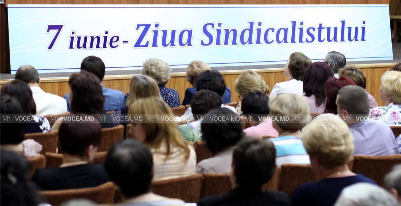 Торжественное собрание по случаю Дня профсоюзника в нашей стране