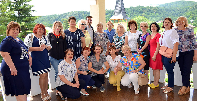 Seminar pentru membrele Comisiei de Femei a CNSM, la Slănic Moldova