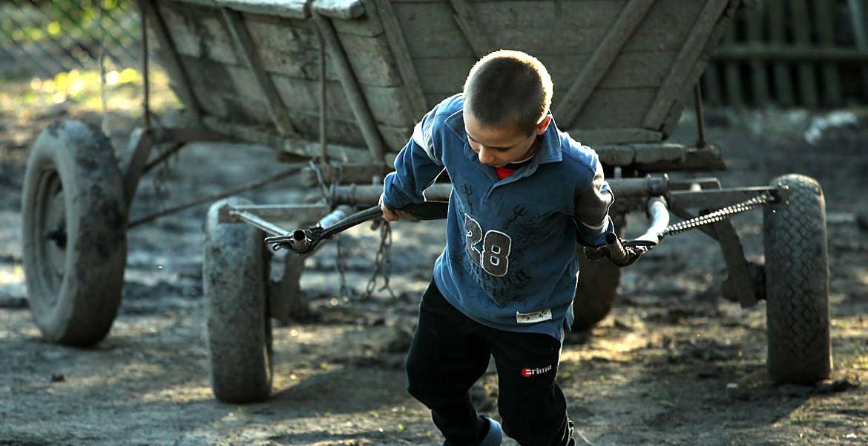 Эксплуатация детского труда – произвол, который считают нормой