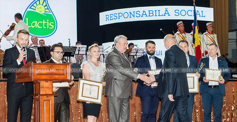 CNSM – партнер Гала-церемонии молдавского бизнеса