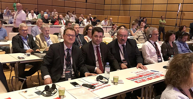 Experiența sindicatelor din Austria, împărtășită la un congres internațional