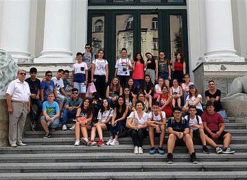 Copii ai sindicaliștilor din Turcia, în vizită în Moldova, în cadrul unui program de schimb de experiență