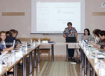 Managerii școlilor din Rezina, instruiți despre importanța Contractului individual de muncă