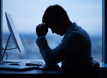 Стресс поражает любого сотрудника, но это зависит от того, насколько напряженными являются работа и функция