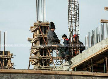 Majorare de salarii în construcţii, convenită între partenerii sociali