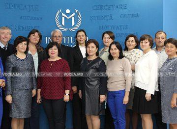 Подготовка профсоюзных инструкторов – приоритет для Федерации «Sănătatea»