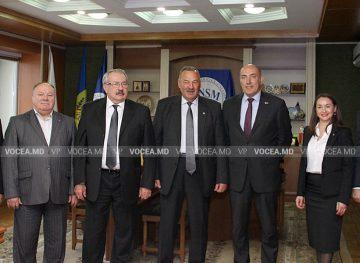 Посол Литвы в Молдове посетил CNSM