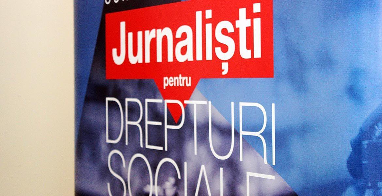 Jurnaliștii instruiți în politici sociale s-au ales cu cunoștințe temeinice