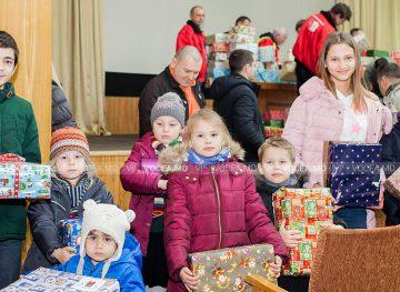 Подарки от немецких детей для их сверстников из Молдовы