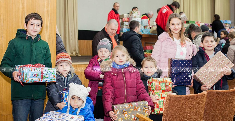 Daruri de la copiii din Germania, pentru semenii lor din Moldova