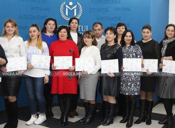 Профсоюзных инструкторов в Федерации «Sănătatea» стало больше
