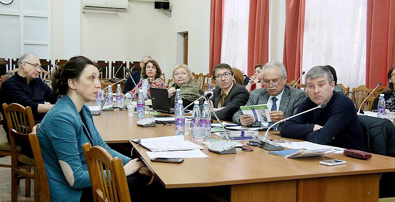 Dezvoltarea comitetelor sectoriale pentru formare profesională