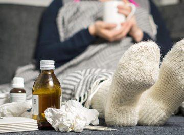 Când suntem răciți și când avem gripă?