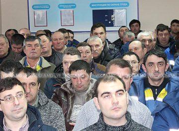 Руководство «Taraclia-gaz» проявляет повышенный интерес к здоровью работников