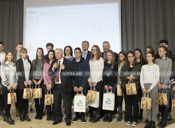 Încurajare FSCM i-a premiat pe cei mai sârguincioși copii ai salariaților