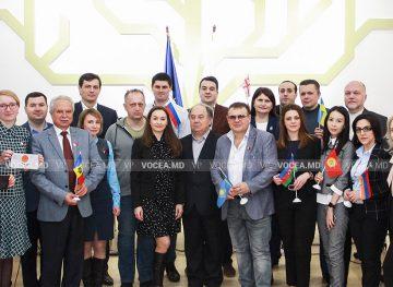 Juriști de la sindicatele din țările CSI au făcut schimb de experiență la Chișinău