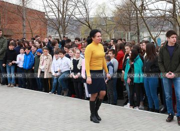 """Educație de calitate la Liceul Teoretic """"Petre Ștefănucă"""""""
