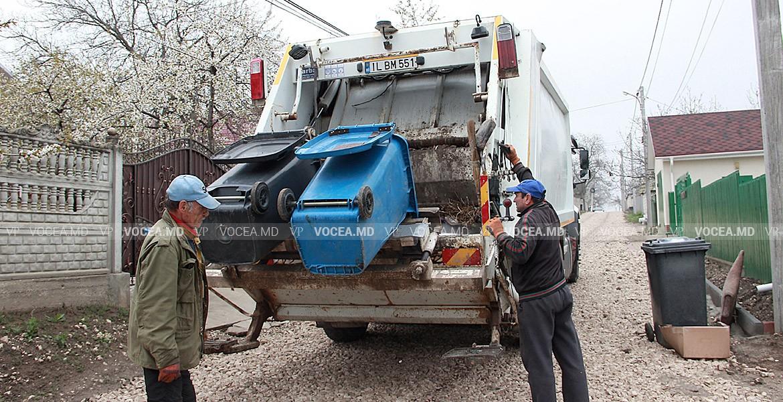 Городу нужны новые спецмашины для вывоза бытового мусора