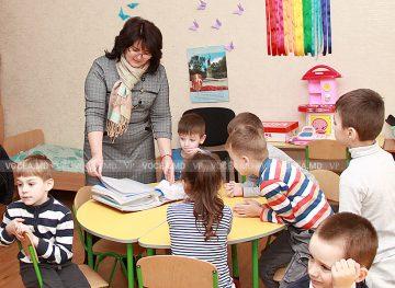 Детский сад «Andrieș» похож на сказочное место