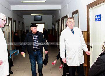 """Gheorghe Rezeșu: """"Condițiile de lucru sunt, după cum vedeți, nu prea bune"""""""