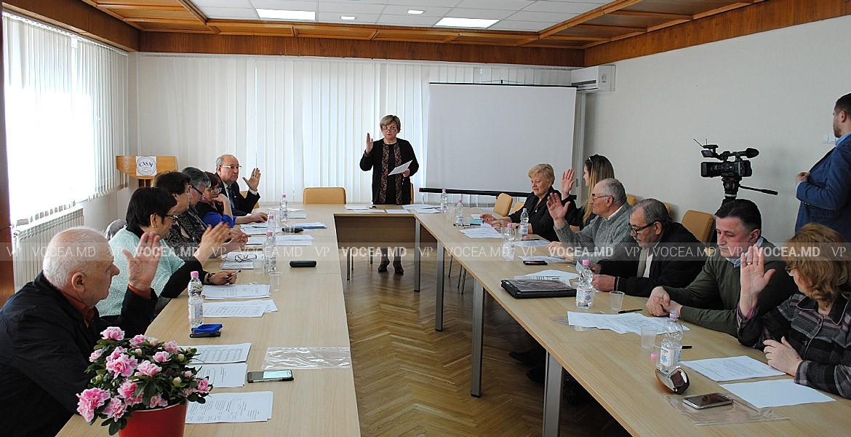 """Congresul Federaţiei """"Moldova-business-sind"""", contramandat"""