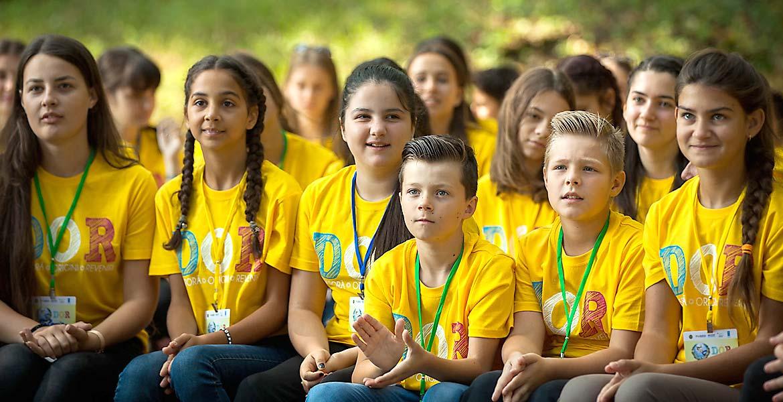 Дети из 22 стран примут участие в Программе «DOR»
