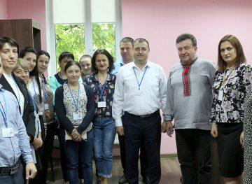 """Vizită de lucru la Asociaţia Sindicală Glodeni a Federaţiei """"SindASP"""""""